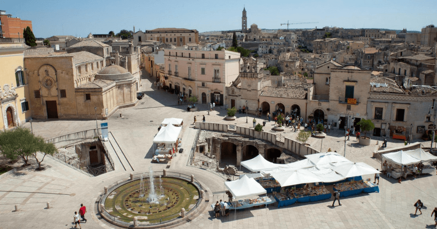 Matera 2019: 5 reasons why organising an event
