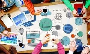 Web design persuasione