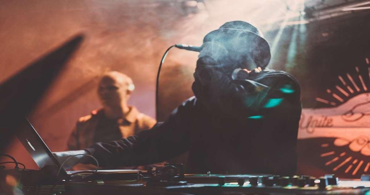 Concert DJ