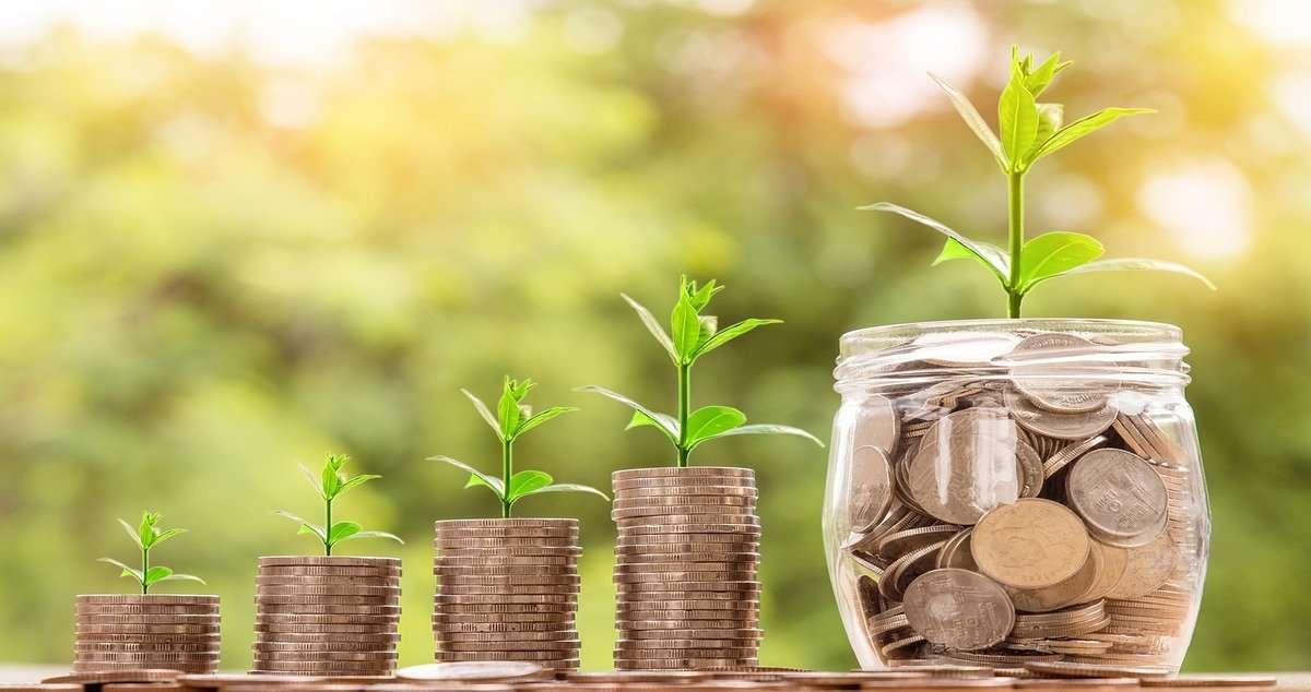 Equity crowdfunding gain