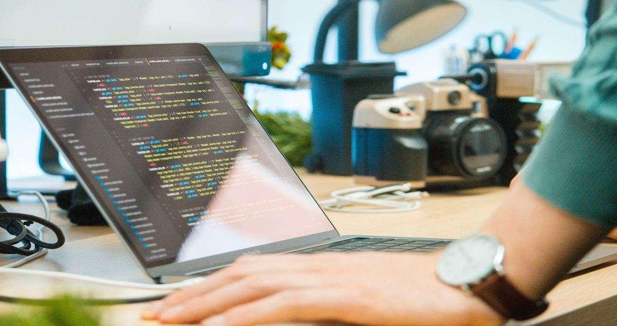 hackathon code computer
