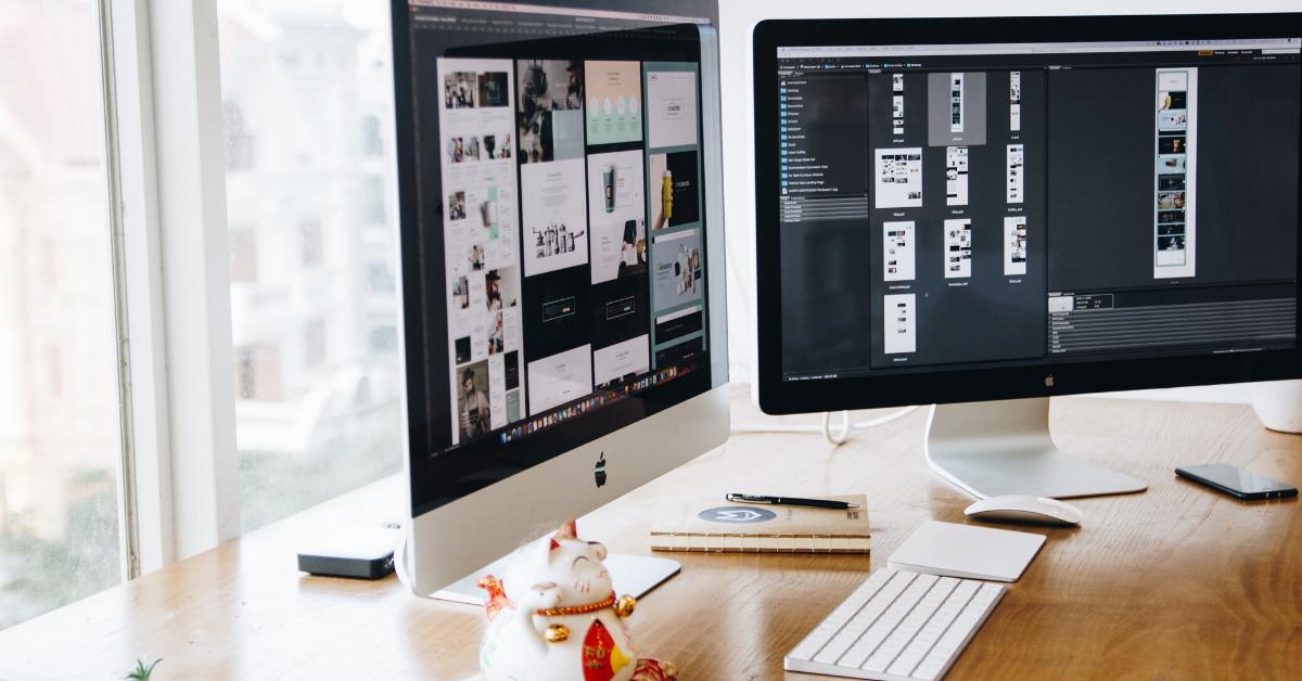 design sito web