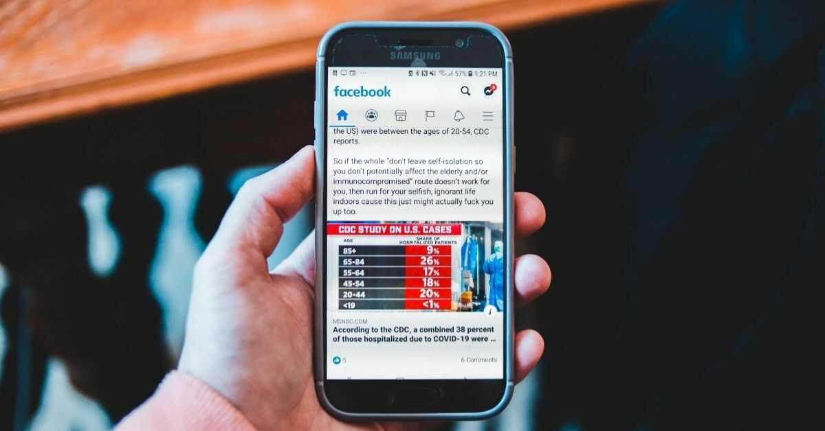 informarsi sui social media