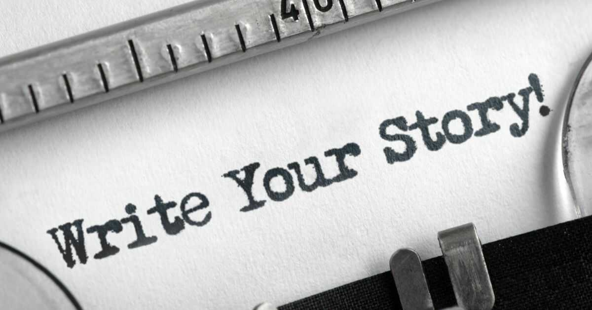write your storytelling