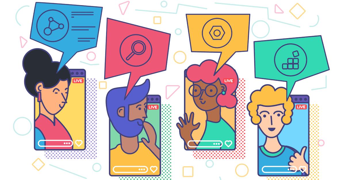 migliorare presenza online degli speaker