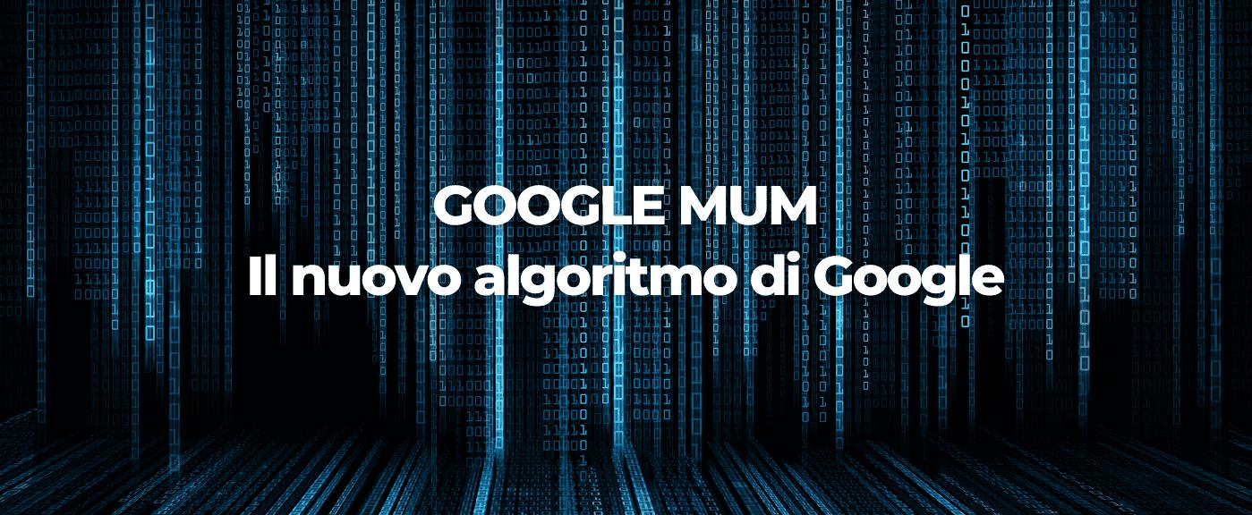 google mum algoritmo