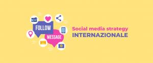 social media per brand internazionale